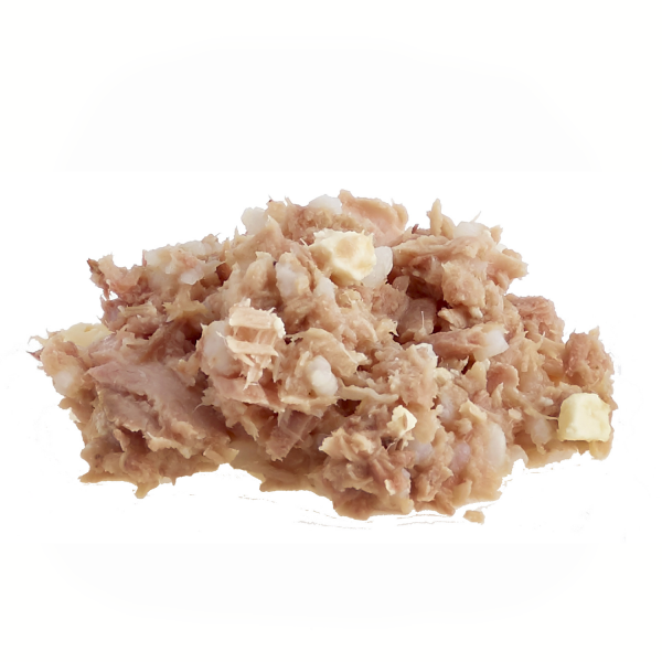 FINEST FISH4CATS <br>TUNA FILLET <br>with CHEESE