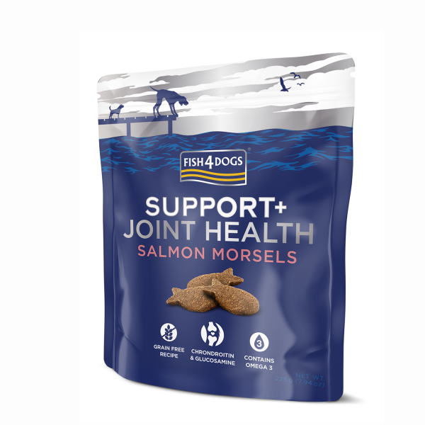 JOINT HEALTH <br>SALMON MORSELS