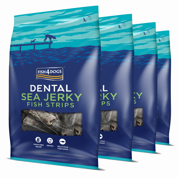 SEA JERKY <br>FISH STRIPS