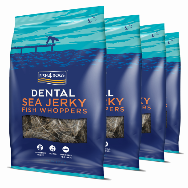 SEA JERKY <br>FISH WHOPPERS