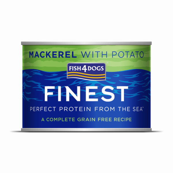 FINEST MACKEREL <br>WET COMPLETE